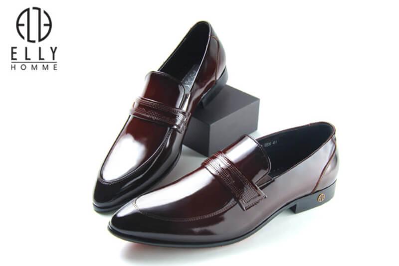 Giày da nam Elly đem đến cho phái mạnh vẻ sang trọng, lịch sự và đẳng cấp