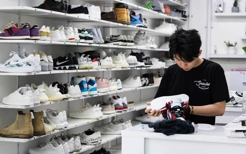 Just Sneaker Store là một trong những cửa hàng giày thể thao nam uy tín, chất lượng