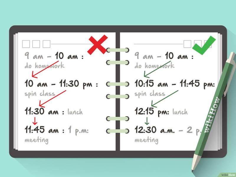 Phân bố thời gian hợp lý khi làm việc tại nhà, đảm bảo hiệu suất làm việc cao nhất