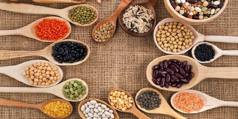 Các loại ngũ cốc nguyên hạt là loại thực phẩm cực kì tốt cho sức khỏe và chế độ ăn eat clean