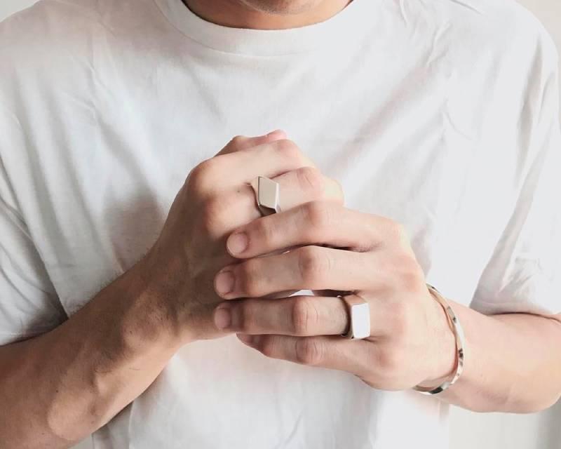 Nhẫn đeo tay, tạo điểm nhấn độc đáo, thiết kế đa dạng