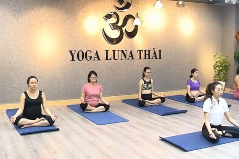 Luna Thái có những video dạy Yoga dành riêng cho trẻ em và mẹ bầu