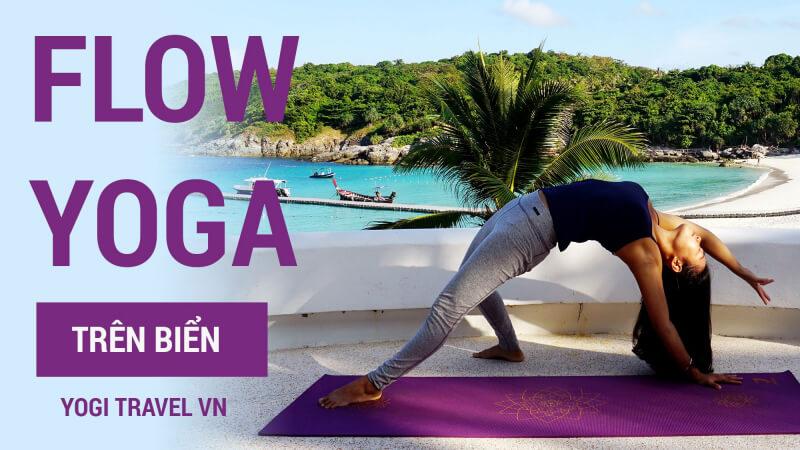 Yogi Travel đem đến những bài tập Yoga vô cùng thú vị và mới mẻ giúp người học cảm thấy hứng thú hơn trong các video