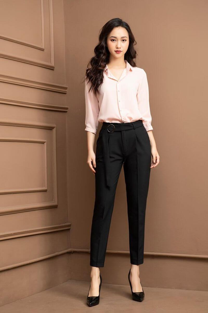 Chọn những trang phục tôn dáng giúp bạn khoe trọn các ưu điểm của vóc dáng