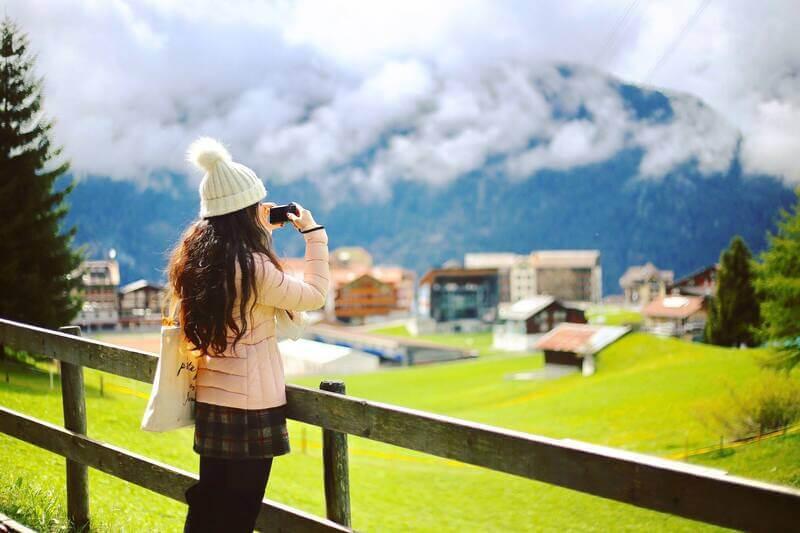 Thực hiện một chuyến du lịch đáng nhớ là cách giảm stress, căng thẳng hữu ích