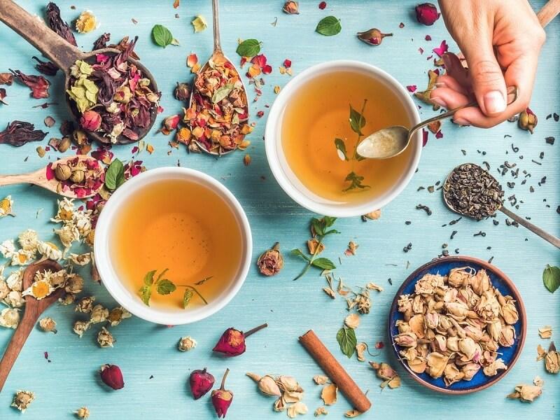 Thưởng thức trà thảo mộc khi bị stress là liệu pháp tốt nhất cho cơ thể thư giãn