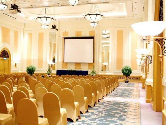 Khách sạn Daewoo - nơi tổ chức các buổi lễ lớn, event quan trọng của công ty
