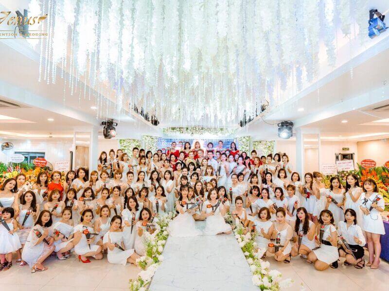 Venus - địa điểm tổ chức sự kiện hàng đầu tại Hà Nội dành co các công ty