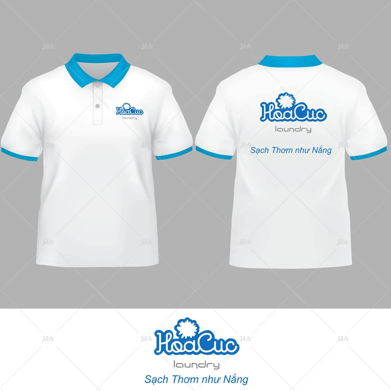 Đồng phục công ty màu trắng
