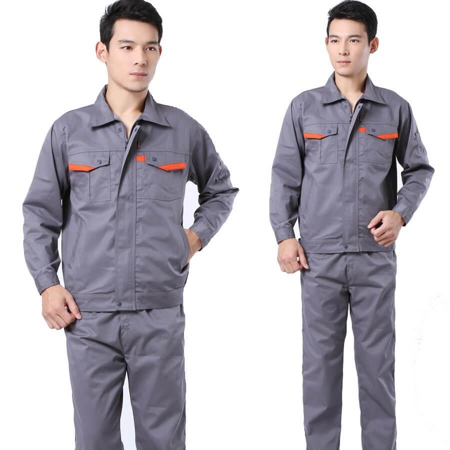 Mẫu đồng phục nhân viên xây dựng