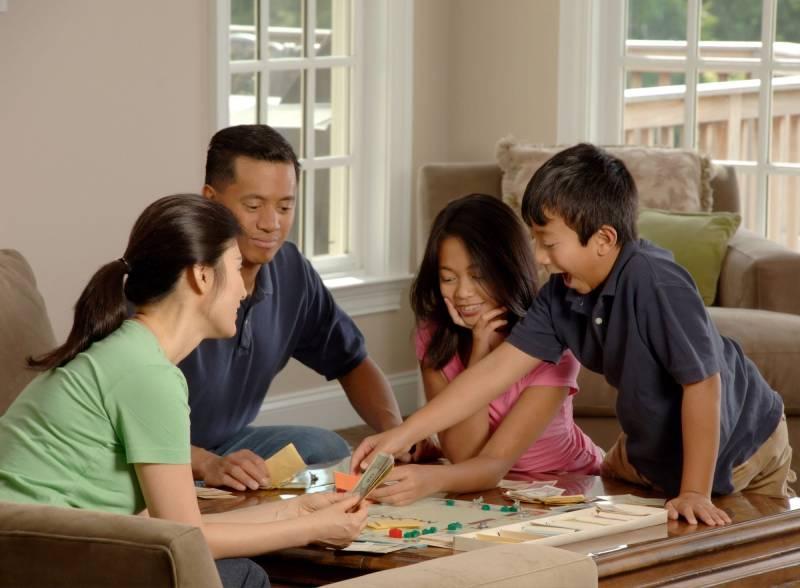 Dành thời gian hâm nóng tình cảm cùng người thân trong gia đình
