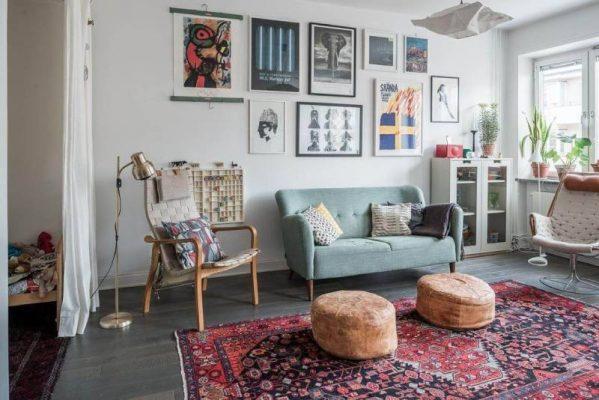 Thiết kế nội thất vintage cực HOT hiện nay được giới trẻ yêu thích