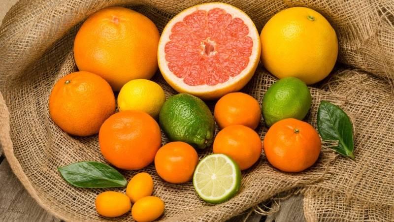 Các loại hoa quả tăng sức đề kháng thuộc họ cam quýt