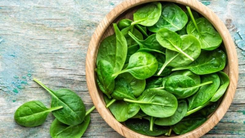 Rau bina, thực phẩm tốt cho sức đề kháng