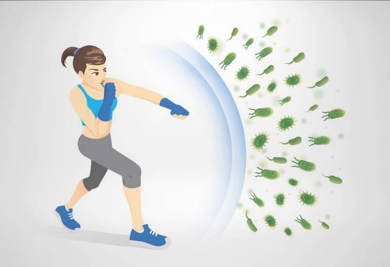 Thực phẩm giúp tăng cường sức đề kháng cho cơ thể trong mùa dịch
