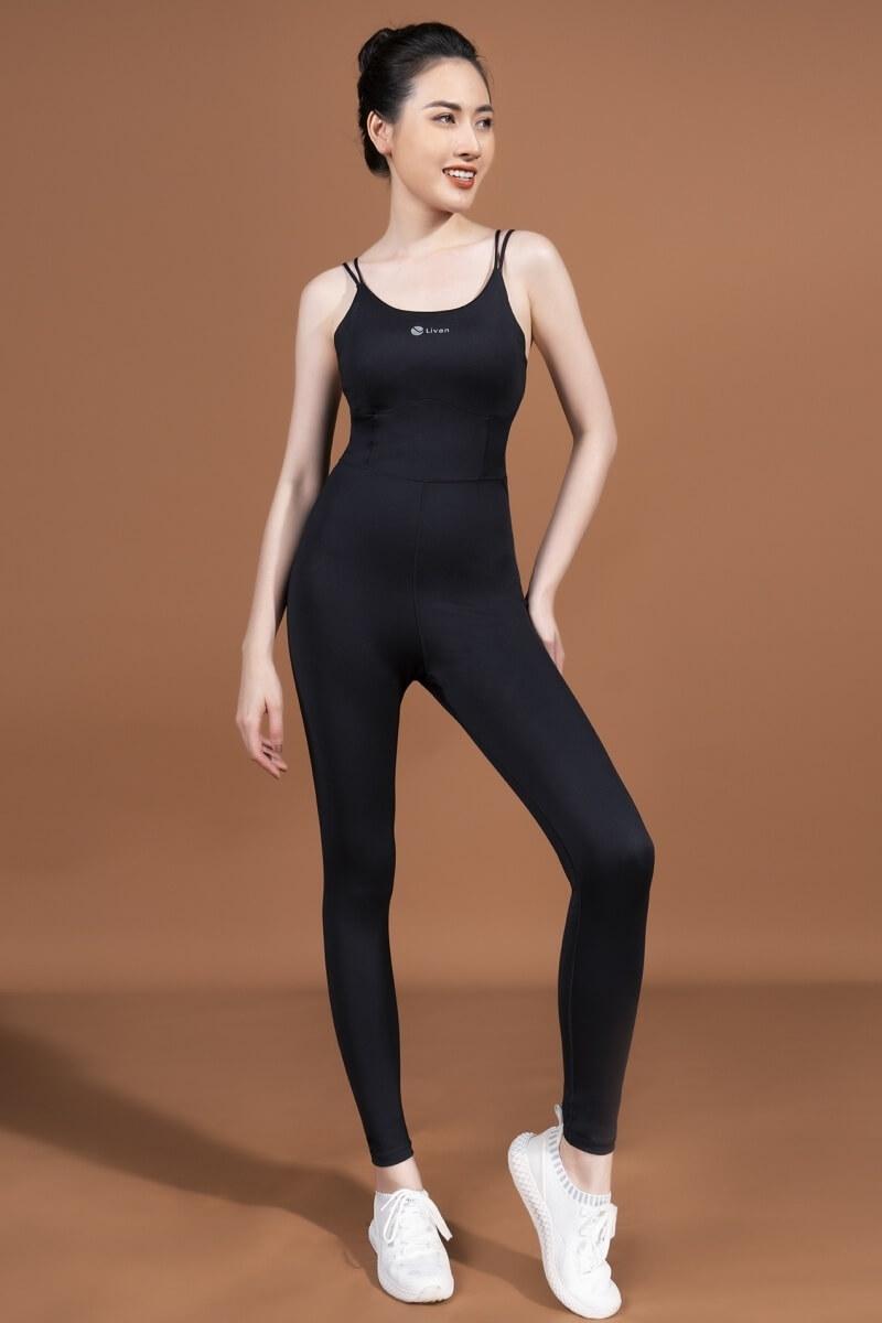 Trang phục ôm sát cơ thể giúp quá trình tập dễ dàng, không vướng víu do áo quá rộng hay kém thoải mái do áo chật