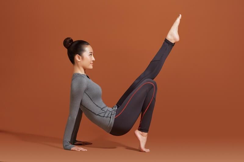 Quần legging ôm sát lạ gợi ý cho các chị em khi tập yoga giúp hiệu quả hơn