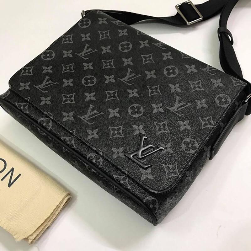 Túi xách công sở nam LV thời trang, lịch lãm