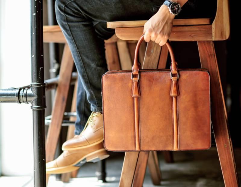 Túi xách nam công sở đẹp, thời trang và tiện lợi