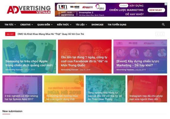 Advertising Vietnam mang lại những ý tưởng quảng cáo marketing hay cho các marketer